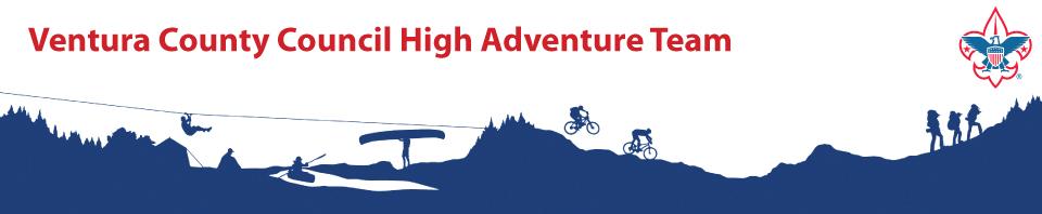 Ventura County Council High Adventure Team